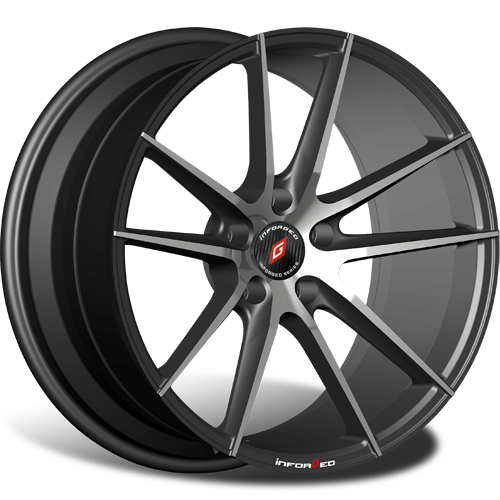 Inforged IFG 25 8x18 5x112 ET30 66,6 Silver